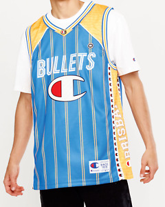 Brisbane Bullets 20/21 Champion Fan Jersey, NBL Basketball