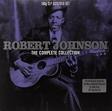 Robert Johnson The Complete Collection Vinyl LP Record 2LP Gatefold set