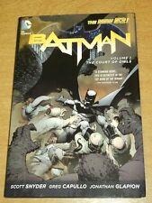 BATMAN COURT OF OWLS VOL 1 DC COMICS NEW 52 SNYDER HARDBACK < 9781563890984
