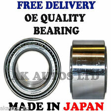 For NISSAN PRIMERA P12 02-08 FRONT WHEEL FLANGE HUB AXLE BEARING KIT