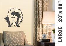 David Bowie Labyrinth Goblin King Wall Decal