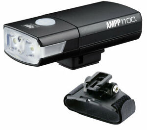 CATEYE Helmlampe AMPP 1100 LED Vorderleuchte NEU