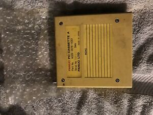 Fanuc A02B-0076-K001 PC Cassette A A02B0076K001 Warehouse Overstock!