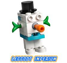 LEGO Gonk Droid Snowman - Star Wars Christmas Minifigure FREE POST