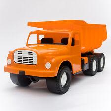 XXL Sandkipper TATRA 148 orange - 72cm - DDR Retro Spielzeug - *NEU*
