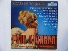 PAUL MAURIAT Succes de toujours J aime Paris au mois de mai ... SCORE 14060