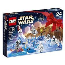 LEGO STAR WARS 2016 ADVENT CALENDAR # 75146  282 pcs 8 minigures SHIPS Same Day