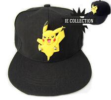 POKEMON PIKACHU CAPPELLO COSPLAY berretto Hat Cap cappellino hut baseball go 3ds