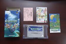 Super famicom SFC Seiken Densetsu Secret of Mana 3 boxed Japan games US Seller