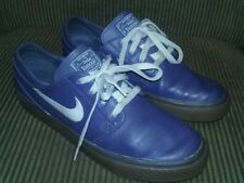 RARE PURPLE! Nike SB Stefan Janoski Leather Skateboard NICE! LAST ONES! Size 9