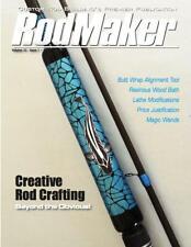 RodMaker Magazine Volume 22 - Issue 1 - Butt Wrap Tool - Creative Crafting