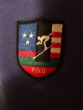Polo Ralph Lauren Felpa - L - Suicide Ski Sweater (Flag/Bear/Crest/Wing/Bear)