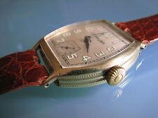 Tonneau-Armbanduhren (Handaufzug) mit 12-Stunden-Zifferblatt für Erwachsene