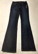 NWT Ladies Joe's Jeans Dark Wash Curvy Bootcut Stretch Jeans Size 26