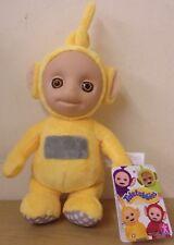 "Teletubbies ~ Talking Laa Laa ~ Supersoft Plush 10"" (27 cm) Soft Toy"