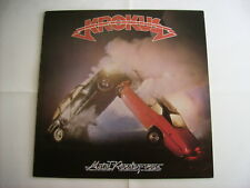 KROKUS - METAL RENDEZ-VOUS - LP VINYL 1980 ITALY EXCELLENT CONDITION