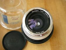 Carl Zeiss Contarex 25mm Distagon f/2.8 Lens