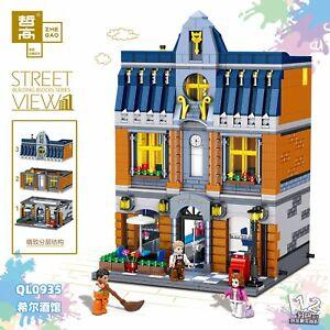Zhegao - QL 0935 MOC - Street View - Hill Tavern - Lepin