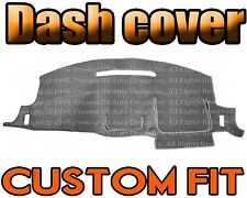 fits 1997-2001  OLDSMOBILE  SILHOUETTE DASH COVER DASHBOARD PAD / CHARCOAL GREY