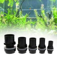 Aquarium Aquatic Fish Tank Water Tube Joint Connector Kit 20/25/32/40/50mm C6M0