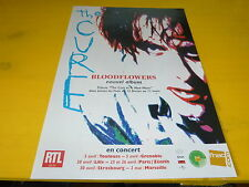 THE CURE - Publicité de magazine / Advert BLOODFLOWERS !!!!!!!!!