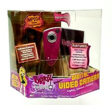 Bratz Kids 64 MB Digital Video Camcorder Camera Toy for Children by MGA