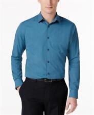 Alfani Long Sleeve Mallard Tonal Striped Shirt Mens Size Large New