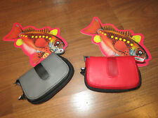 CRUMPLER MED POUCH/PURSE HOO-JAH ALL LEATHER NEW W/TAGS