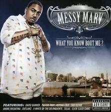 Messy Marv - What You Know About Me [New CD] Explicit