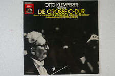 Schubert Sinfonie 9 Die Grosse Otto Klemperer Philharmonia Orchestra London(LP8)
