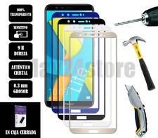 Protector pantalla cristal templado completo Huawei HONOR 9 LITE