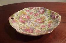 Vintage Royal Winton Summertime Octagonal Sweet/Nut Dish great condition 1932-60