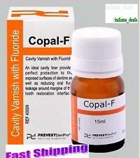 Dental Varnish Fluoride Varnish Copal F Cavity Prevest 15ml  FREE SHIPPING