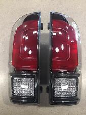 Tacoma 2016-2019 Toyota Racing Development TRD PRO Tail Lamp Set OEM Factory