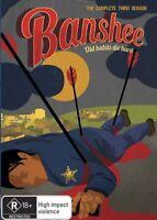 Banshee : Season 3 DVD : NEW