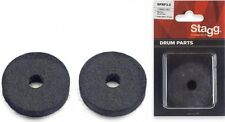 Stagg cymbal Felts - 4 Pack sprf3-2