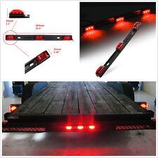 DC12V 9-LED Rojo autos off-road aclaramiento tira de Lámpara de cola de Freno Impermeable