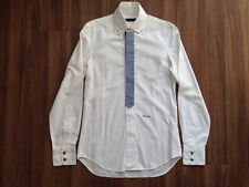 100% authentic Dsquared Fake tie camisa camicia camisa 71dl095 w. nuevo 44 Most Wanted