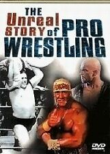 Wrestling Region Code 1 (US, Canada...) DVD & Blu-ray Movies