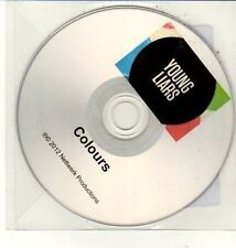(DC971) Young Liars, Colours - 2012 DJ CD