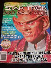 STAR TREK Deep Space Nine Magazine - Volume 12, Ferengi Collectors Edition