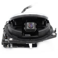 Flip Rear View Camera Reverse Emblem  For VW CC Golf MK6 Passat B7 Magotan