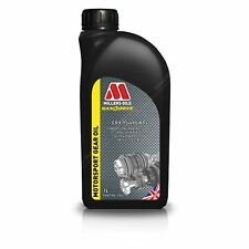 Millers Oils CRX 75W90 NT+ High Race Transmission Gearbox Oil (1L)