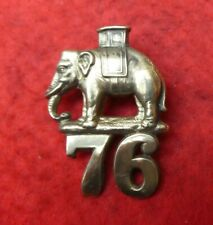 76th Regiment of Foot glengarry badge
