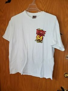 Vintage 1990s Dick Trickle Dura lube Tee Shirt single stitch-Oneita label