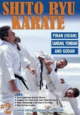 Rs-0445 Shito Ryu Karate #2 Cracking Code of Kata Sandan Dvd Billimoria