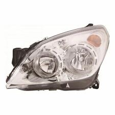 Vauxhall Astra H Mk5 Van 6/2007-2011 Chrome Headlight Lamp Passenger Side N/S