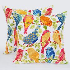 Large Ash Hill Garden Cushion Cover - 55x55cm