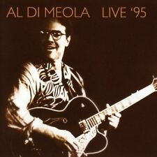 AL DI MEOLA – LIVE '95 (NEW/SEALED) CD