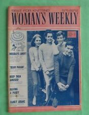 Women's Weekly magazine - 31 December 1966